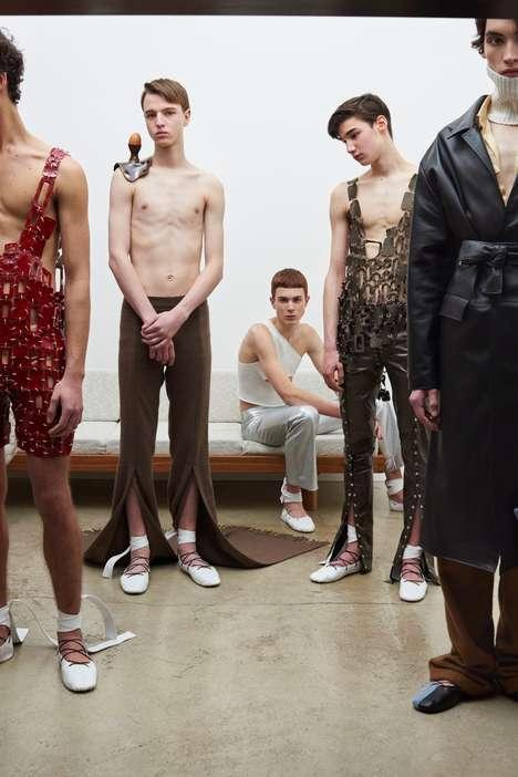 Norm-Breaking Surrealist Fashion