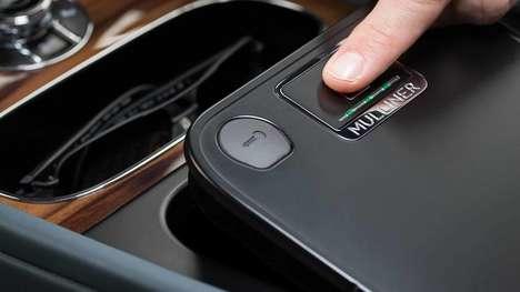 Biometric Stowage Units