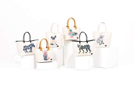 Painted Animalistic Accessories