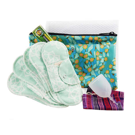 Budget-Friendly Reusable Menstrual Products - GladRags Offers Eco-Conscious Alternatives to Pads