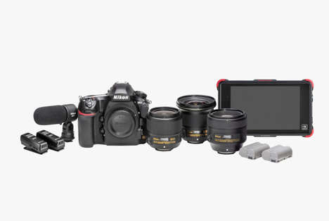 Fully Stocked Camera Bundles
