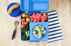 Insulated Bento-Style Containers
