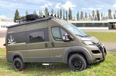 Ruggedized Camper Vans