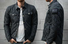 Shirt-Style Motorcycle Jackets