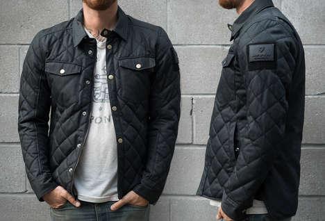 Shirt-Style Motorcycle Jackets