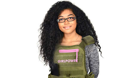 Gun Control Publicity Stunts - Designers Came Together to Create Fake Bulletproof Kids' Clothes
