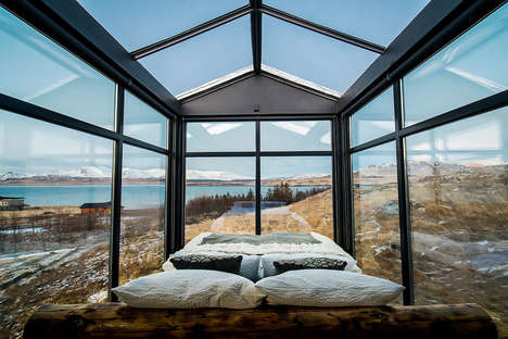 Panoramic Glass Cabins