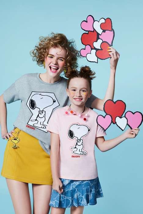 Cartoon-Themed Kids Fashion