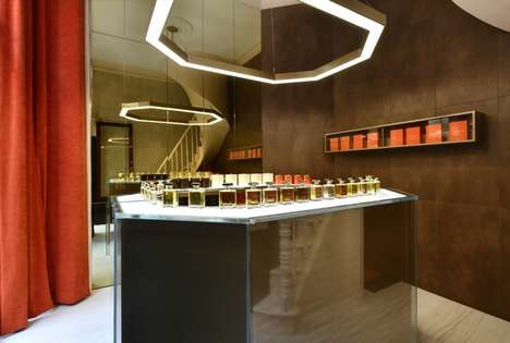 Personalized Perfume Boutiques