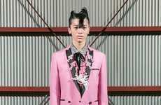 Boldly Alternative Street Fashion - KIDILL's Fall/Winter 2018 Emphasizes Music Genres & Subcultures