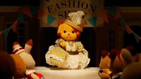 Animal Toy Fashion Shows