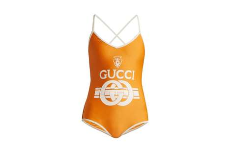Retro Luxe Swimsuits