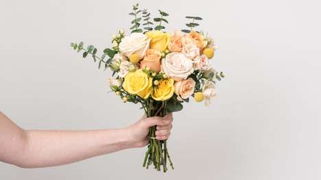 Female Friendship Bouquets - UrbanStems is Hoping to Change Flower-Giving with Its Bumble Bouquet