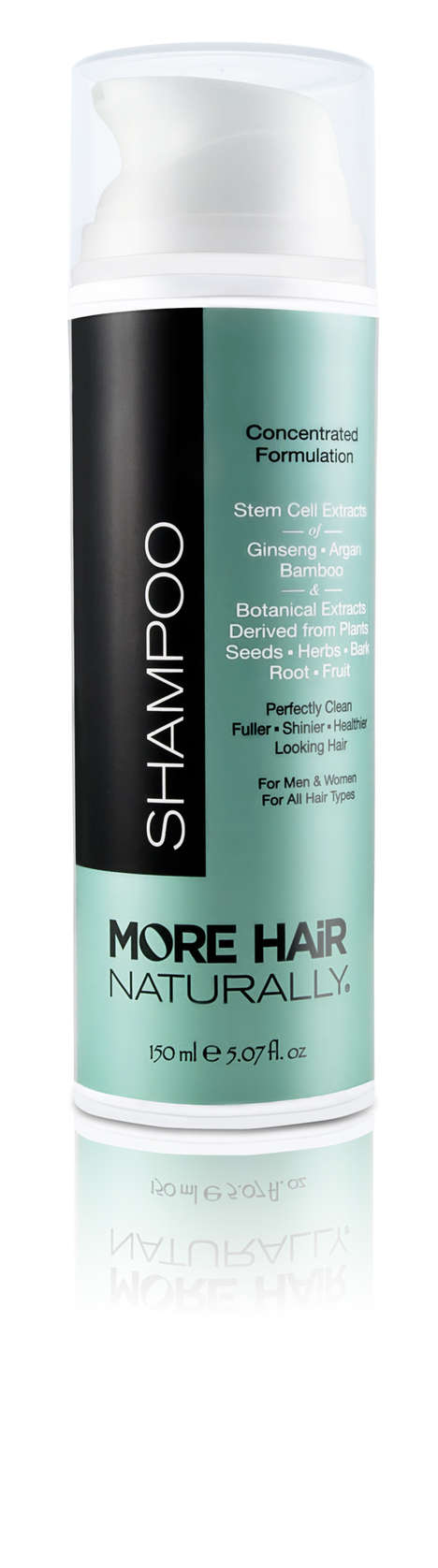 "Stem Cell Shampoos - More Hair Naturally is Introducing the ""World's Most Expensive Shampoo"""