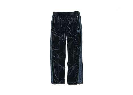 Sparkly Velvet Loungewear