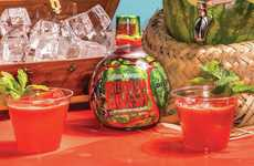 Sweet Watermelon-Flavored Rums