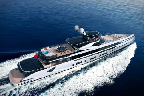 Ambitious Luxe Superyachts