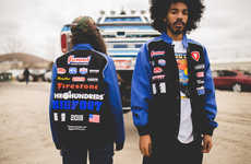 Motorsport-Inspired Capsules - The Hundreds and BIGFOOT Present a Capsule Inspired by Bob Chandler