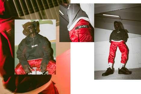 Combat-Style Streetwear Capsules