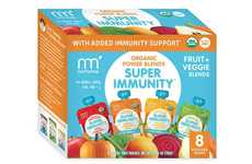 Immunity Supporting Baby Foods