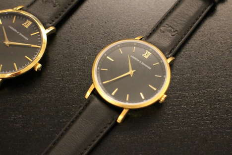 Stylish Smart Hybrid Timepieces