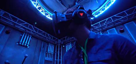Motion-Tracking VR Systems