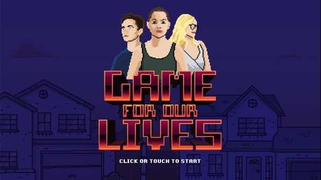 Gun Control Video Games - Game For Our Lives Raises Awareness For The Changing of Gun Control Laws