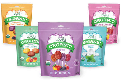 Organic Free-From Candies