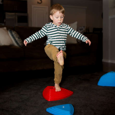Kid-Friendly Balance Toys - Rocksteady Creates Toys to Help Kids Grow and Learn