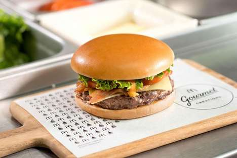 Fast Food Wagyu Burgers
