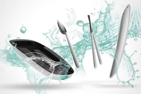 Eco-Friendly Cutlery Kits
