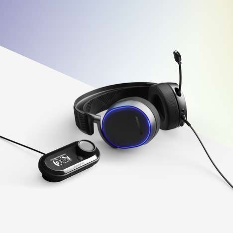 Lossless Audio Gamer Headsets