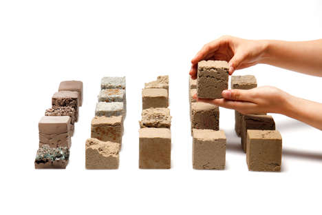 Biodegradable Construction Materials - 'Finite' is Made Out of Desert Sand and is Eco-Friendly