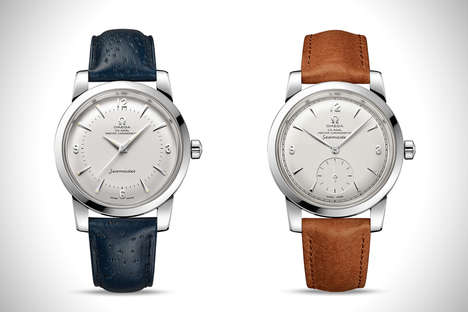 Heritage-Honoring Timepieces