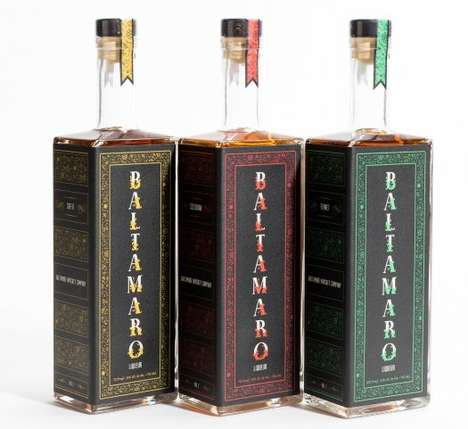 Modernized Herbal Liqueurs