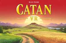VR Cultivation Board Games - Catan VR Brings a New Experience to the Classic Pastime