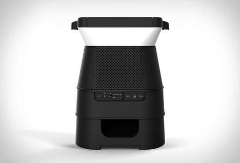 Eco Weather-Resistant Speakers