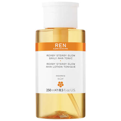 Radiance-Boosting Skin Tonics