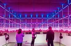 Nightclub Culture Exhibitions - 'Night Fever' at Vitra Design Museum Looks at Robust Night Life
