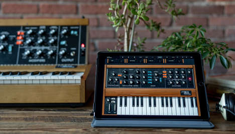 Iconic Synthesizer Apps