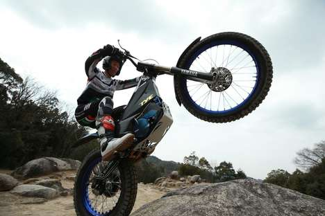 Rock-Hopping Electric Motorbikes
