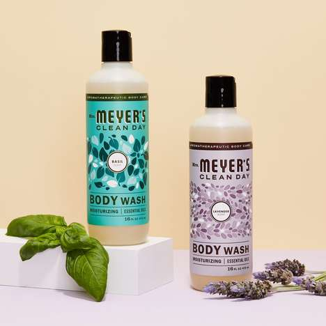 All-Natural Body Care Lines