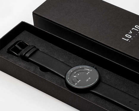 Reimagined Analog Watches