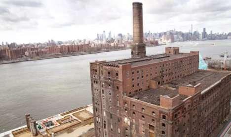 Re-Imagined Urban Sugar Factories