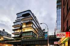 Curvy Luxury Condominiums