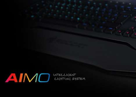 Hybridized Gaming Keyboards