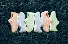 Easter-Themed Sneaker Colorways - ASICS Launches a Holiday-Inspired GEL-Lyte III 'Easter' Pack