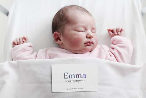 Entrepreneurial Baby Girl Campaigns