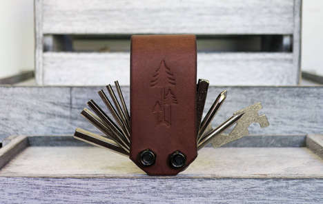 Stylish Cyclist Tool Wallets