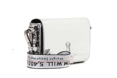 Mini Mirrored Purses
